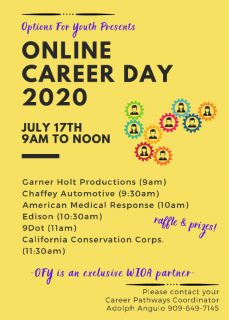 Online Career Day 2020